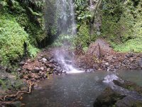 Spanny's Falls, Dominica